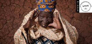 Les Photographies de l'année - Lauréat 2013 catégorie portrait