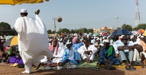 Fête de la Tabaski à Ouahigouya